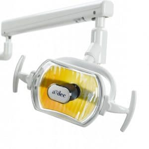 ADEC 6300 Track Mount Operatory Dental Lamp