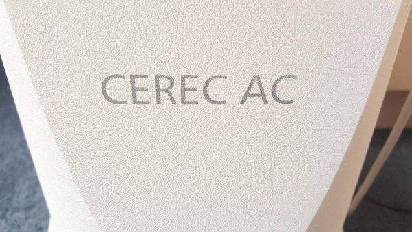 Sirona CEREC AC Bluecam Full System