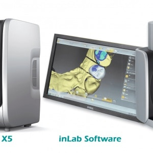 Sirona inEos X5 Digital Dental Scanner