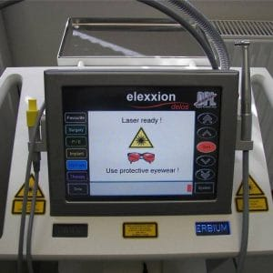 Elexxion Delos Er:YAG and Diode Dental laser