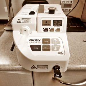 Odyssey Diode Soft-Tissue Dental Laser from Ivoclar Vivadent