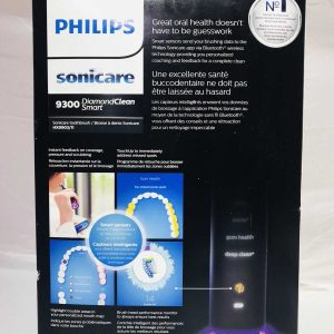Philips Sonicare DiamondClean Smart 9300 Electric Toothbrush 5