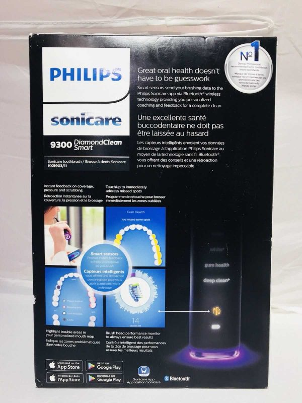 Philips Sonicare DiamondClean Smart 9300 Electric Toothbrush 1
