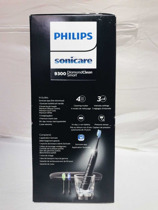 Philips Sonicare DiamondClean Smart 9300 Electric Toothbrush 2
