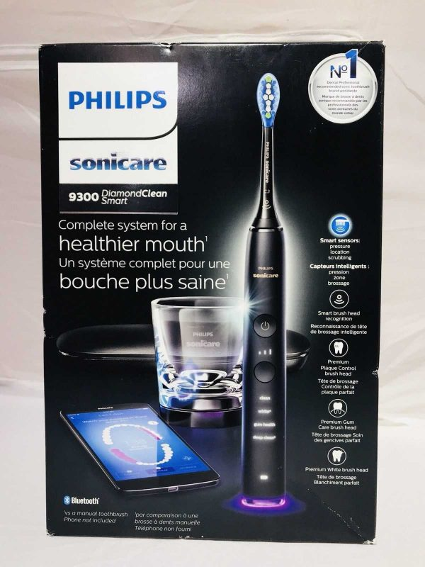 Philips Sonicare DiamondClean Smart 9300 Electric Toothbrush 3