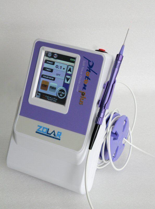 Zolar Photon Plus 10 Watt Soft Tissue Diode Laser + Whitening 2